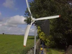 go green projects diy wind power